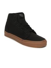 Vans Men Black 106 Hi Casual Shoes