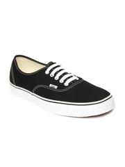 Vans Unisex Black Authentic Casual Shoes