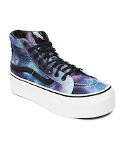 Vans Unisex Multicoloured Printed Casual Shoes