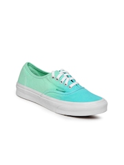 Vans Women Blue Casual Shoes
