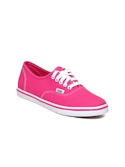 Vans Women Pink Casual Shoes