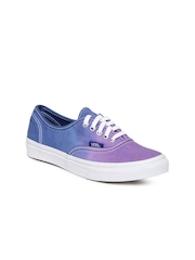 Vans Women Purple Casual Shoes