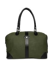 Vaunt Unisex Olive Green Duffle Bag
