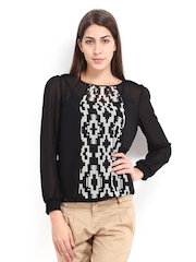 Vero Moda Women Black Top