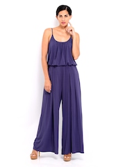 Vero Moda Women Blue Jumpsuit