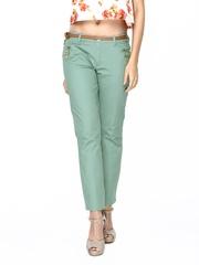 Vero Moda Women Green Jeggings