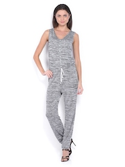 Vero Moda Women Grey Jumpsuit