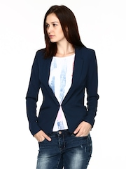 Vero Moda Women Navy Blazer