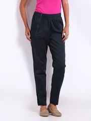 Vero Moda Women Navy Casual Trousers