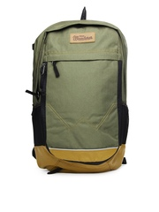 WAC by Wrangler Men Green Backpack