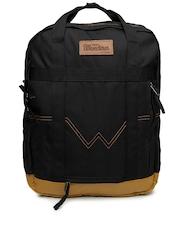 WAC by Wrangler Men Black Apache Backpack