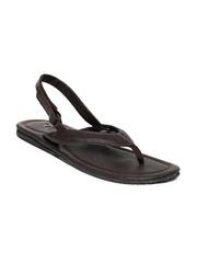 WOKA Men Coffee Brown Sandals