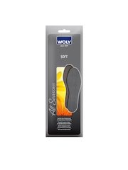 WOLY Grey Soft All Seasons Scented Insole