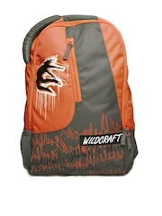 Wildcraft Orange Backpack