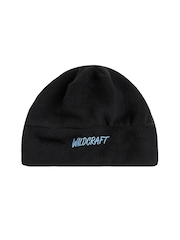 Wildcraft Unisex Black Beanie Cap