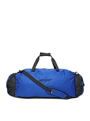 Wildcraft Unisex Blue & Black Duffle Bag