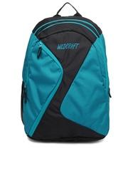Wildcraft Unisex Blue & Black Uranus Backpack