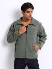 Wildcraft Unisex Grey Soft Shell Jacket