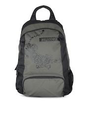 Wildcraft Unisex Olive & Black Backpack