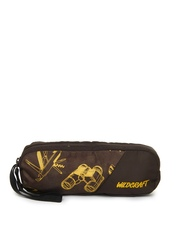 Wildcraft Unisex Brown Travel Pouch