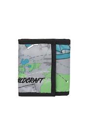 Wildcraft Unisex Grey Triton VO Wallet