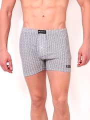 Wineberry Men Grey Printed Boxers WB-ML-GOTEE