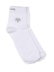 Woodland Men White Socks