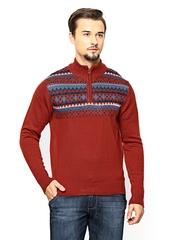 Wrangler Men Red Sweater