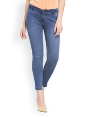 Xblues Women Blue Denim Jeggings