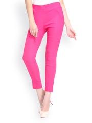 Xblues Women Pink Jeggings