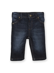 Yellow Kite Baby Kids Dark Blue Jeans