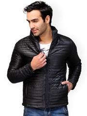 Men Black Jacket Yepme 659629