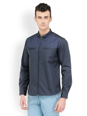 Yepme Men Grey Shirt