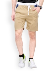 Yepme Men Beige Shorts