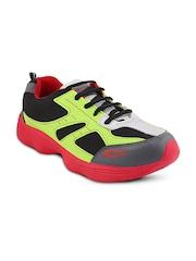 Yepme Men Red & Green Sports Shoes
