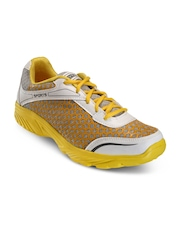 Yepme Men Yellow & White Sports Shoes