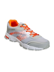 Yepme Men Orange & Grey Sports Shoes