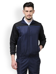 Yepme Men Blue Tracksuit