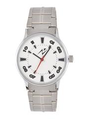 Yepme Men White Dial Watch 0878