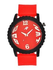 Yepme Men Red Dial Watch 0832