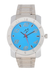 Yepme Men Silver-Toned Watch YPMWATCH0874