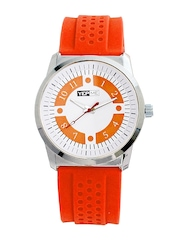 Yepme Men Orange Watch YPMWATCH0463