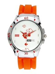 Yepme Men Orange Watch YPMWATCH0456