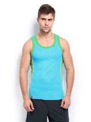 Zoiro Men Blue Innerwear Vest Trento 009.5