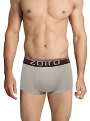 Zoiro Men Grey Trunks Savio 21