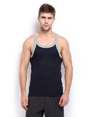 Zoiro Men Navy Innerwear Vest Lorenzo 152.5