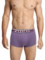 Zoiro Men Purple Trunks Savio 21