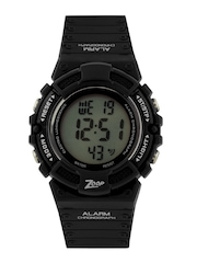 Zoop Kids Black Digital Watch