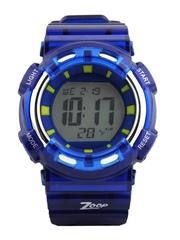 Zoop Kids Blue Digital Watch