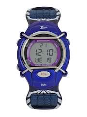 Zoop Boys Blue Digital Watch
